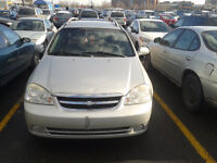 2005 Chevrolet Optra Wagon ONLY $850