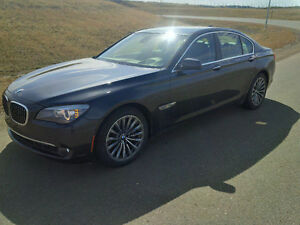 2012 BMW 7-Series 750 xi Sedan