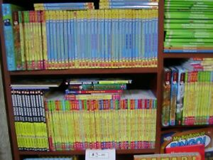 GERONIMO STILTON AND THEA STILTON BOOKS FOR YOUNG READERS