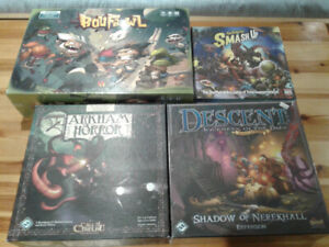 Brand New Sealed Board Games