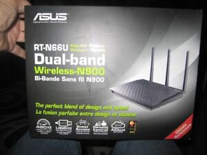 ASUS RT N66U  computer router