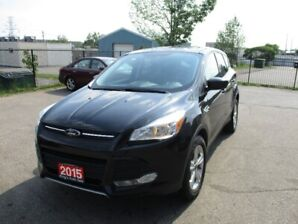 2015 FORD ESCAPE SE !!!! NO ACCIDENT !!!! ONLY 61,000 KM