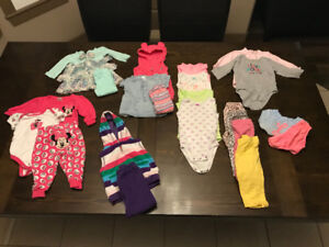 9 Month Baby Clothing Lot- 16+ Pieces