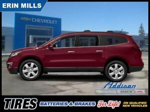 2017 Chevrolet Traverse LTTrue North Sunroof 20 Wheels 7 Pass
