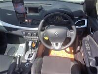2011 Renault Megane 1.5 dCi FAP Dynamique EDC Auto 2dr (Tom Tom) Diesel white Se