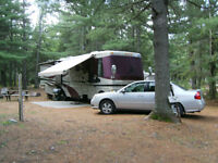 2005 Holiday Rambler Vacationer 36' Motorhome