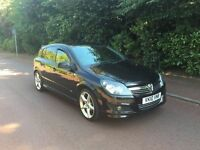 VAUXHALL ASTRA SRI XP 2010 5 DOOR HATCH FIVE SPEED 89k