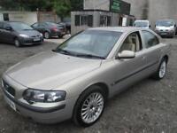 2002 VOLVO S60 2.4 S 4dr LPG