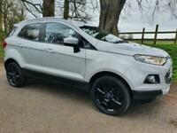 Ford EcoSport 1.5TDCi + Titanium (X Pack) + Nov 2014 + £30 Tax +++