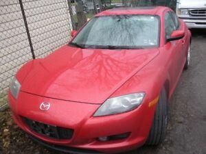 2004 Mazda RX-8 Coupe (2 door)