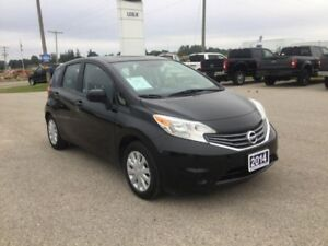 2014 Nissan Versa Note SV   Accident Free   Rear View Camera   B
