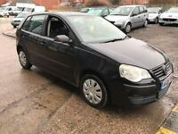 Volkswagen Polo 1.2 ( 55PS ) E 5 DOOR - 2006 06-REG - 5 MONTHS MOT