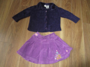 BABY GIRLS CLOTHES - SIZE 18 MONTHS - $6.00 for LOT (3 ITEMS)