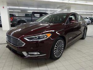 Ford Fusion Hybrid Titanium Hybride Toit - Caméra - Gps 2018