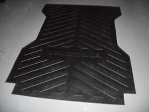 Brand new rubber mat for Tacoma bed