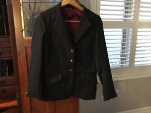 Livery youth riding  jacket