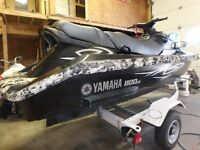 Yamaha Waveventure 1100 3places