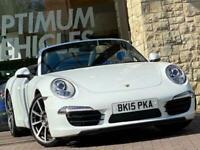 2015 Porsche 911 CARRERA PDK Semi Auto Convertible Petrol Automatic
