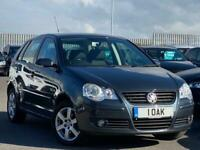 2009 Volkswagen Polo 1.4 Match 5dr Hatchback Petrol Automatic