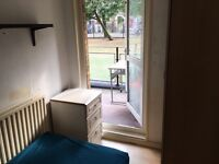 Large Room with Private Balcony. Free Now!