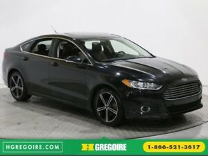 2015 Ford Fusion SE CUIR TOIT MAGS CAM DE RECULE BLUETOOTH