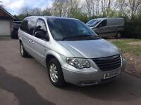 CHRYSLER GRAND VOYAGER 2.8CRD AUTO LIMITED XS ** STOW & GO **