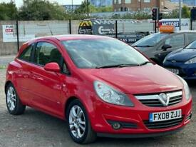 image for * 2008 VAUXHALL CORSA 1.2 SXI 3 DOOR + HPI CLEAR + LONG MOT + IDEAL FIRST CAR *
