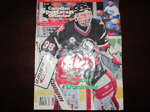 Canadian Sports Collector Magazines $4 each EX/NM/MT Windsor Region Ontario image 1