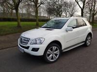 Mercedes-Benz ML320 3.0TD CDI 7G-Tronic ( New Gen ) Sport