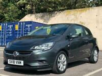2018 Vauxhall Corsa 1.4 [75] ecoFLEX Energy 3dr [AC] HATCHBACK Petrol Manual