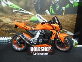 Kawasaki Z1000 A1H Custom paint work
