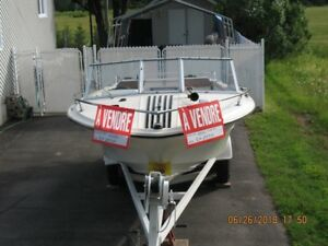 Bateau Peterborough Mercury 650