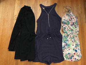 Women's Rompers - Various Sizes - Dynamite, Forever 21 and more!