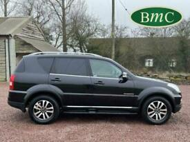 2014 Ssangyong Rexton 2.0 TD EX T-Tronic 4x4 5dr SUV Diesel Automatic