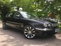 2006/06 Jaguar X-Type 2.5 V6 auto SE, LPG Conversion, FSH, MOT 05/18, AWD