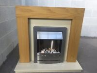Electric Inset Fireplace