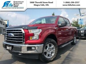 2017 Ford F-150 XTR  XTR,4X4,V8,CREW,TRAILER PACKAGE