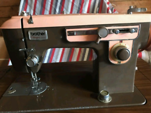Sewing machine Brother 651 Pink - strong