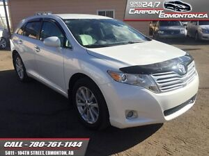 2012 Toyota Venza AWD NO ACCIDENTS ONE OWNER ONLY $16990  AWD EX
