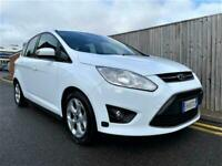 2012 Ford C-Max 1.6 LPG + DUAL FUEL + LHD + ITALIAN REGISTERED + LEFT HAND DRIVE