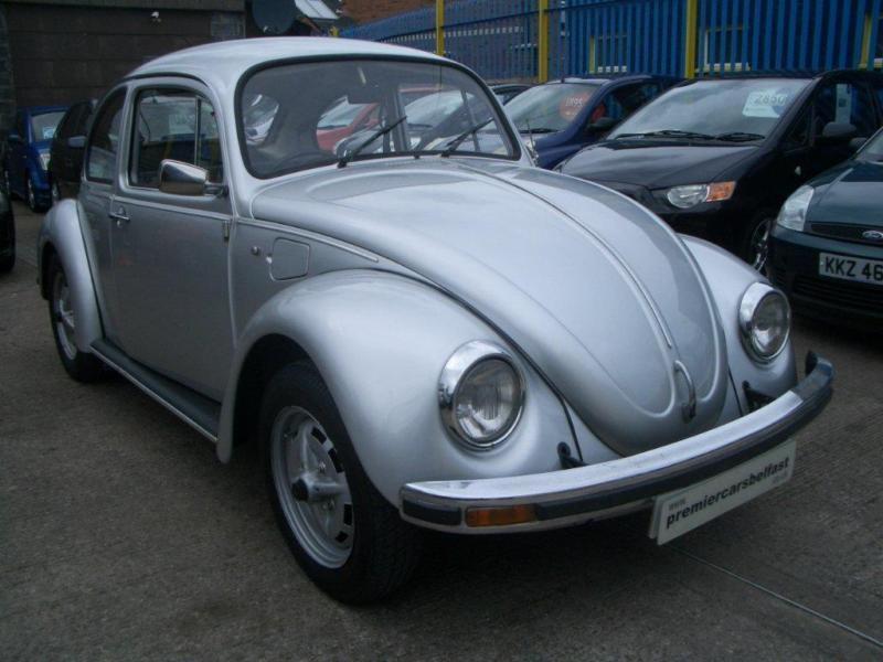 1978 Volkswagen Beetle 3dr 1.2