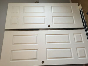 "3 brand new 32"" doors bought wrong size"