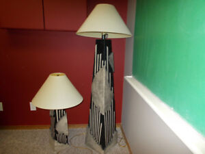 Two great lamps for sale
