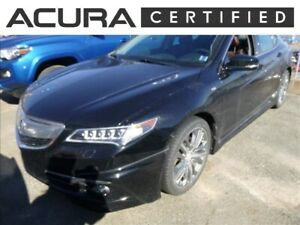 2016 Acura TLX AWD Elite A-Spec | Certified Pre-Owned