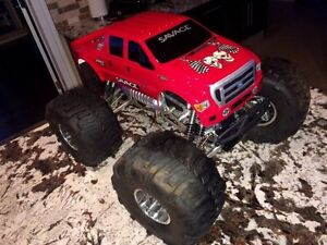 HPI SAVAGE 4.6 GAS POWERED REMOTE CONTROL MONSTER TRUCK Edmonton Edmonton Area image 5