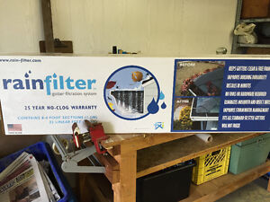 Rain Filter Gutter Filtration for Eavestrough Peterborough Peterborough Area image 1