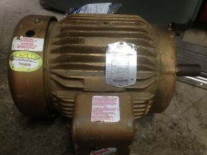Baldor 7.5 electric motor