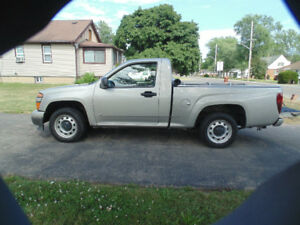 FOR SALE 2009 CHEVY COLORADO PICKUP TRUCK