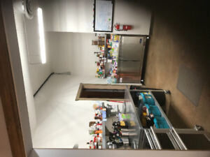 1500 sq/ft commercial property for lease