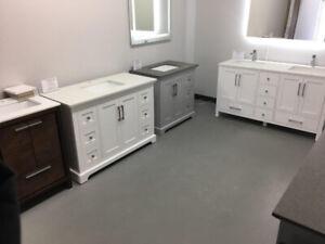 Modern & Transitional Bathroom Vanities (Wholesale Price)
